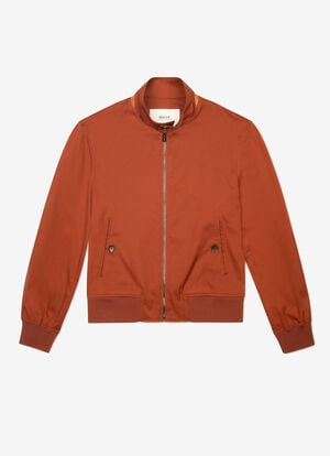 BROWN MIX POLY./COTTON Outerwear - Bally