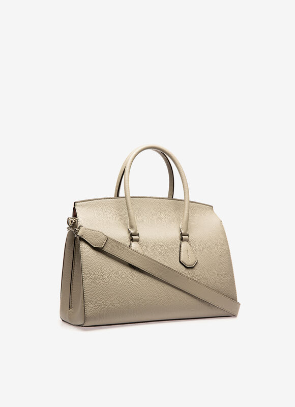 GREY CALF Top Handle Bags - Bally