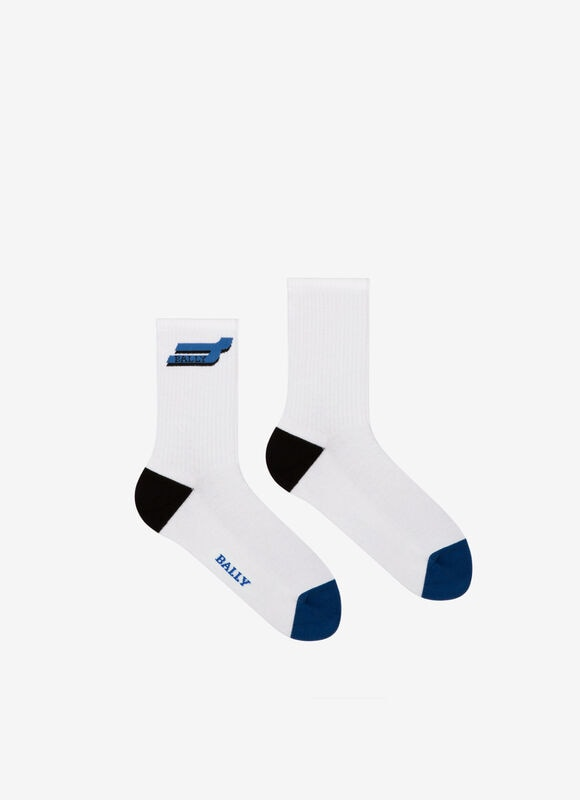 MULTICOLOR MIX COTTON Socks - Bally