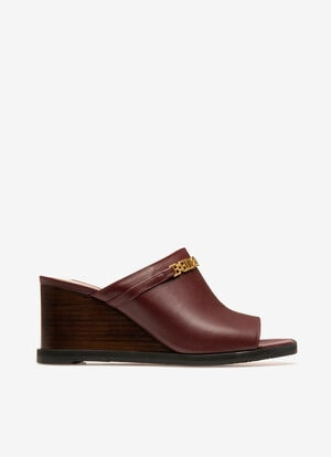 BROWN CALF Sandals - Bally