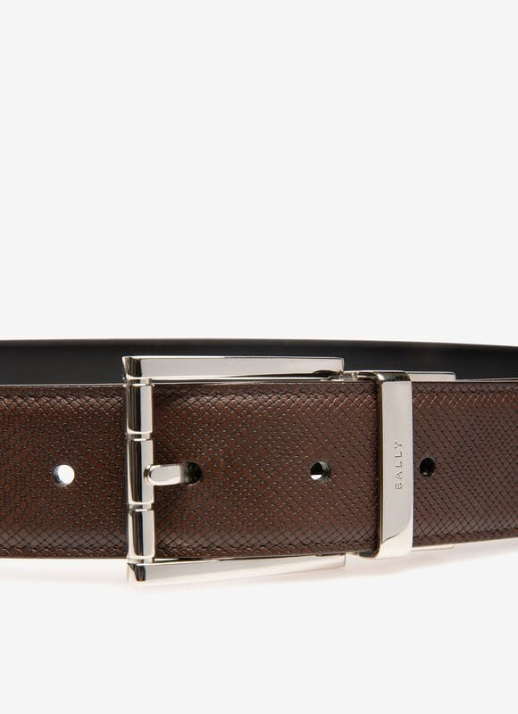 BROWN CALF Belts - Bally