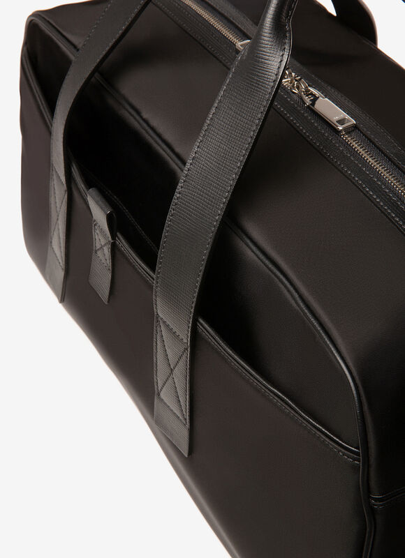 BLACK NYLON Travel Bags - Bally