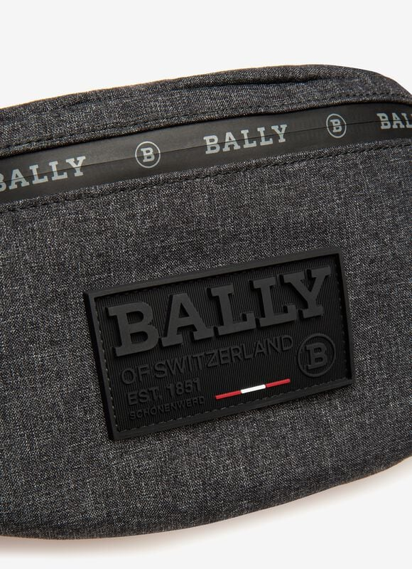 GREY FABRIC Belt Bags - Bally
