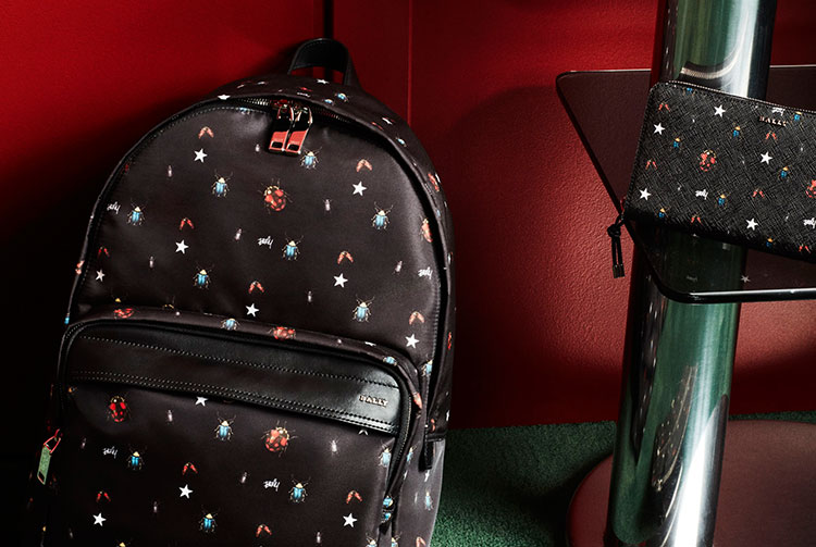 Festive Style with Bally
