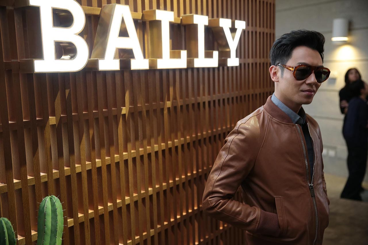 Bally Men's Autumn Winter 2015 Collection